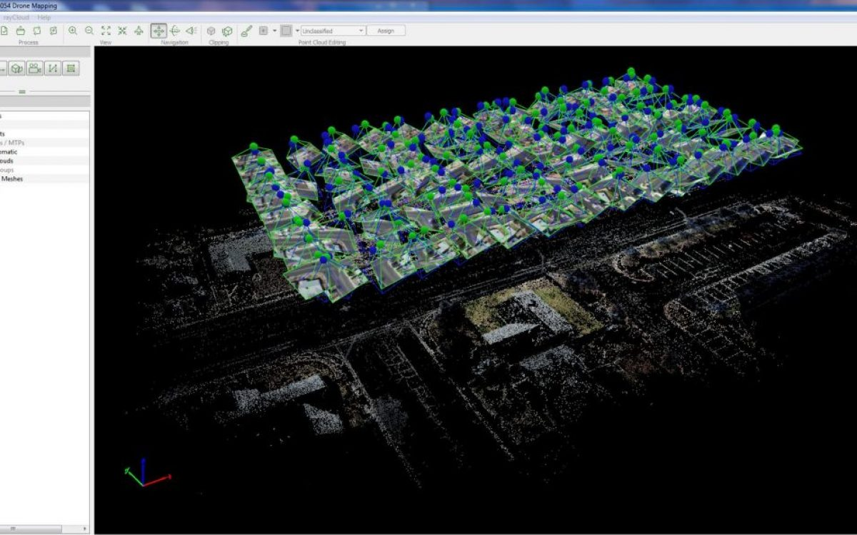 Drone D Mapping American Bio Engineers - 3d mapping software